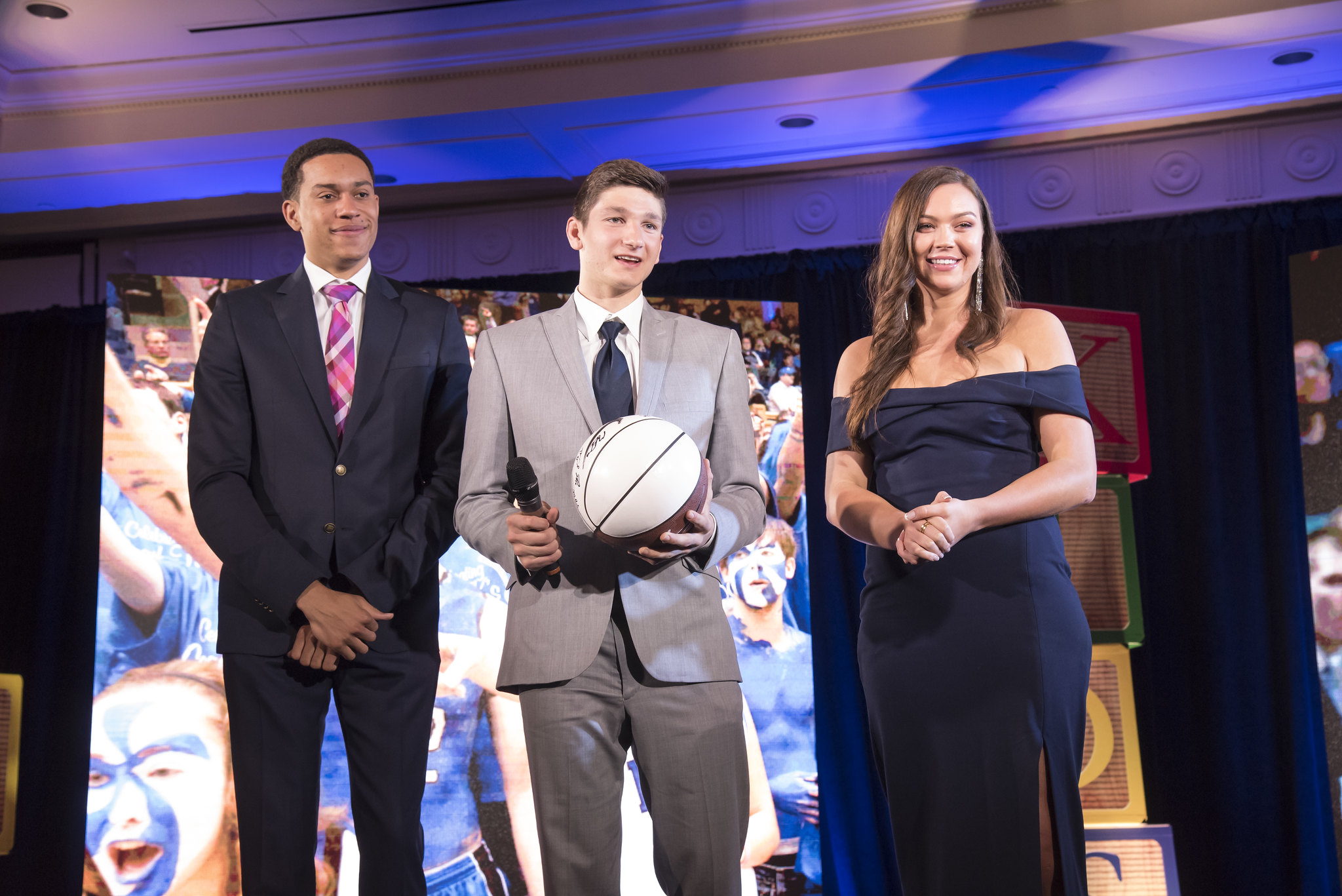 2018 Duke Children's Gala Duke Basketball Auction Package